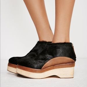 "Free People ""Camilla"" Clog Bootie"